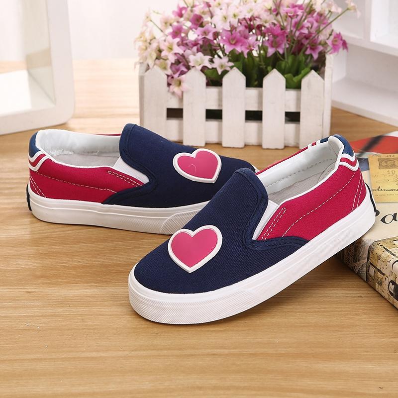 回力童鞋男童秋款大童板鞋 低幫學生鞋小童單鞋女童格子帆布鞋