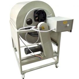 茶叶杀青机用电小型家多功能杀青炒干全自动滚筒式60型炒茶机图片