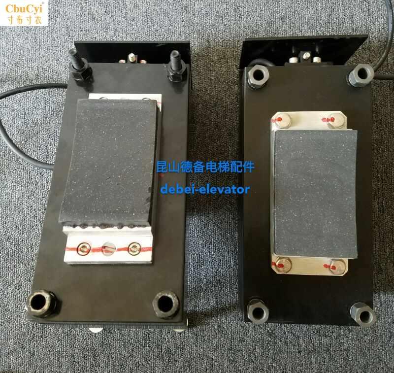 蓝光奥的斯制动器DAA330AB2 4天津奥的斯DAA330