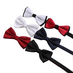 男士伴郎新郎红色西装领结衬衫男 结婚婚礼英伦韩式蝴蝶结女包邮