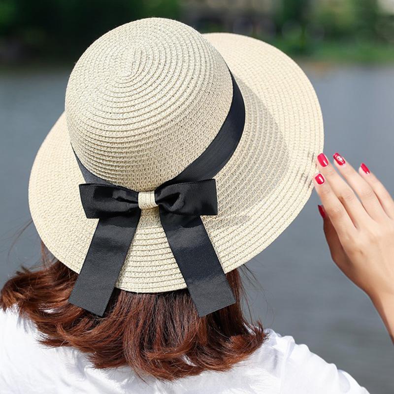 10月14日最新优惠夏天海边出游大檐沙滩防晒太阳草帽