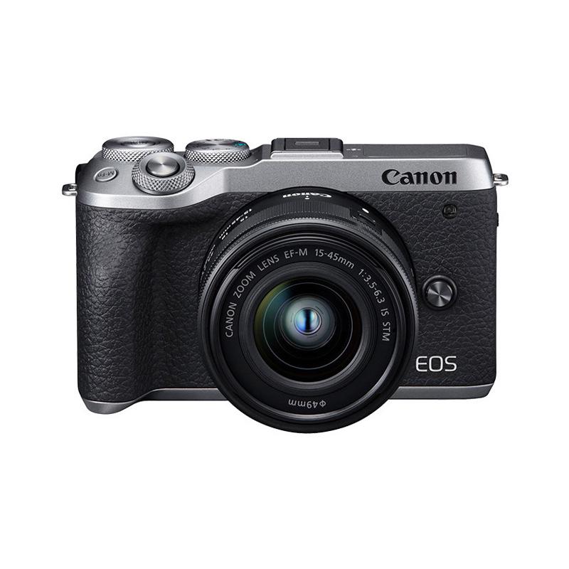 二手Canon佳能 M3M6M10M50M100微单反相机学生入门级数码旅游高清