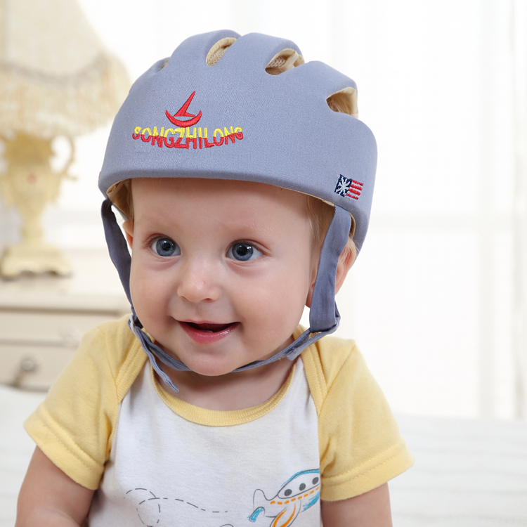 Matsushi Dragon Baby's Walking Cap Anti-falling Cap Anti-collision Cap Walking Safety Cap Four Seasons Walking Cap Baggage