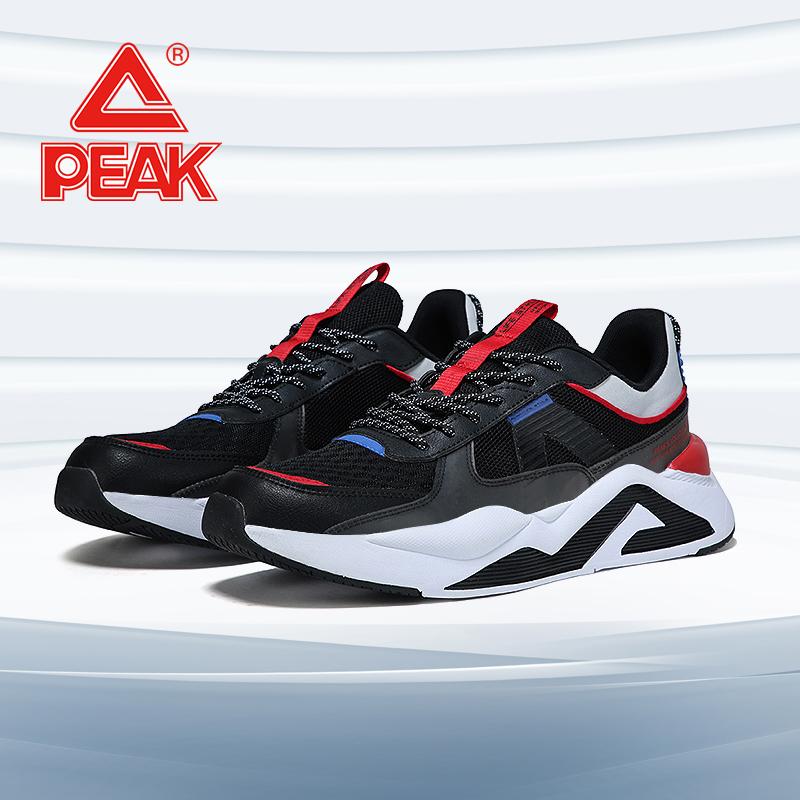 匹克夏季学生网面透气耐磨正品男鞋值得买吗