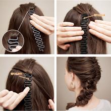 韩国懒人蓬松编发美发工具头发饰品丸子头盘发器编发器造型器