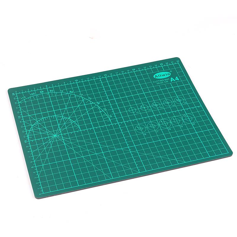 美术模型制作切割垫裁纸垫板 雕刻垫板 切割垫板 粘土背板 A3 A4