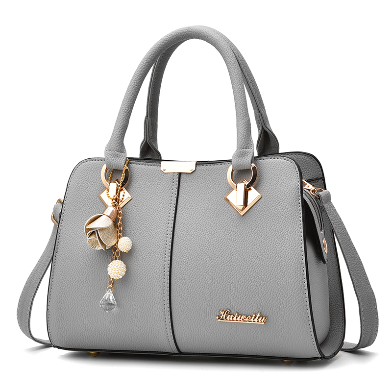 手提包包2021新款潮单肩斜挎包时尚百搭中年女士大容量妈妈包女包