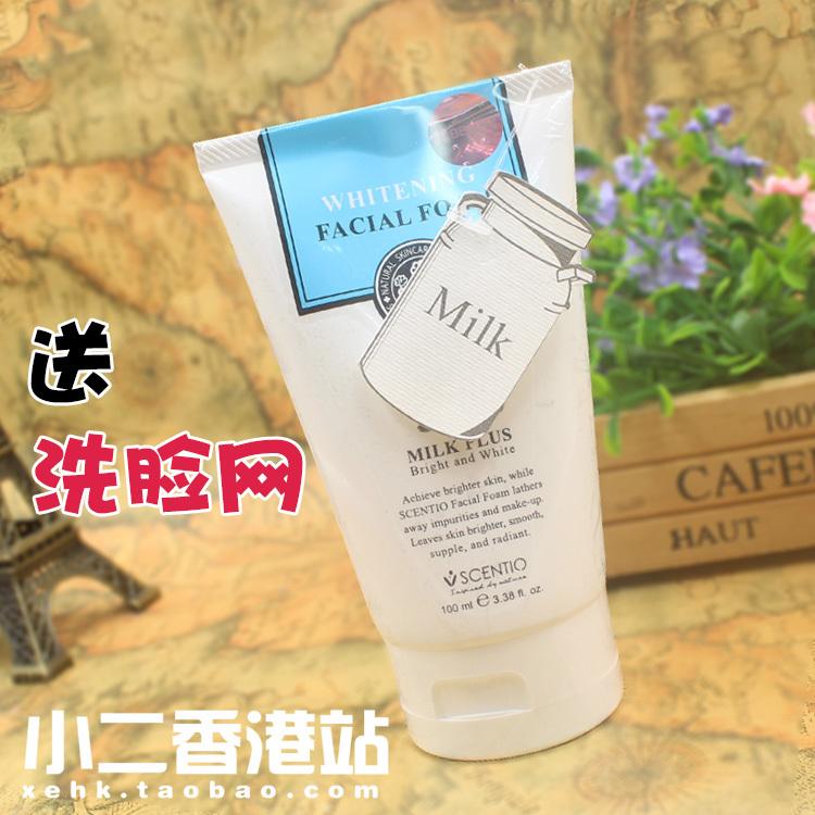 Таиланд Beauty Buffet Q10 молоко facial cleanser пополнение увлажняющий чистый аммиак база кислота моющее средство мужской и женщины