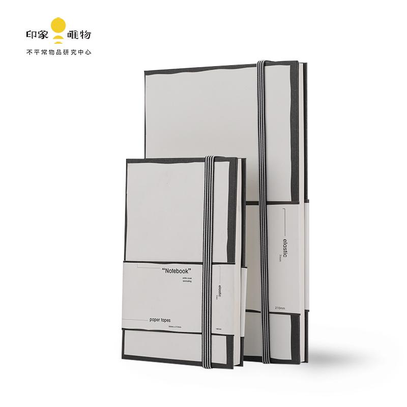 二次元笔记本子文艺精致文创设计产品手帐本简约ins风手账本