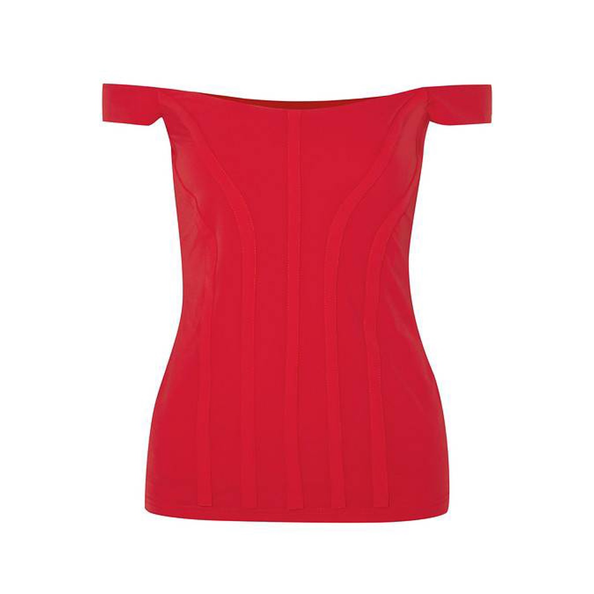代购Ellery Yandex 露肩弹力卡迪紧身文胸女士2021新款奢侈品