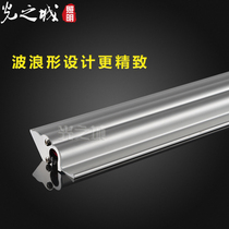 LED Wash wall lamp ultra-thin mini waterproof line lamp hard lamp bar linear lamp outdoor aluminum dc24v hidden line