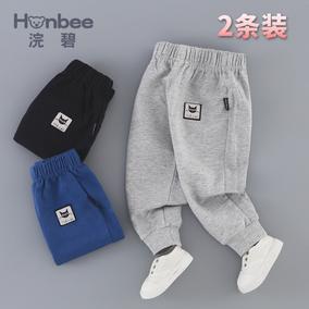 宝宝春秋休闲长裤婴儿童装运动裤子