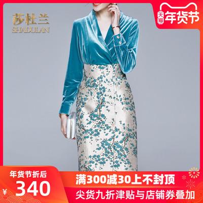 长袖连衣裙 新款品牌怎么样