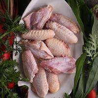 疯子总厨 生鸡翅中500g新鲜冷冻食品生鲜中翅烧烤食材半成品商用