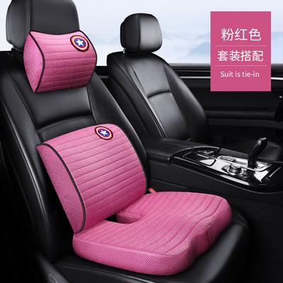 记忆棉增高坐垫汽车座位垫高车用驾驶座矮个子汽车座椅加厚女士垫