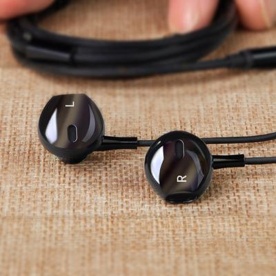 亮東方耳機入耳式高音質適用vivo華為oppo蘋果6小米手機有線r11 r9s原裝正品x21通用k歌女生韓版可愛x9安卓半