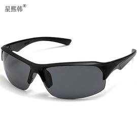 墨镜太阳镜男士变色防紫外线2020新款潮眼镜女偏光镜夜视开车专用