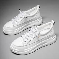 拍下108元 牛皮小白鞋女鞋2020春季新款百搭爆款夏季薄款網面真皮