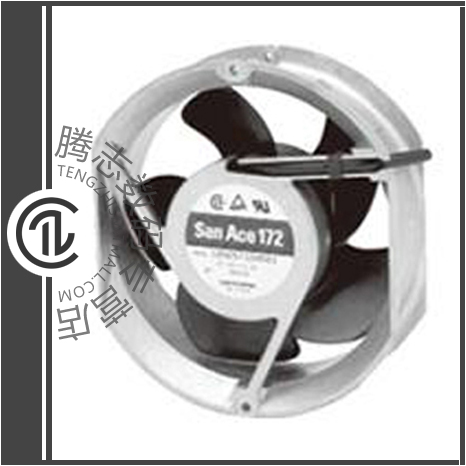 9WG5748P5H001《Fan 172x51mm 48VDC SplashProof Tach PWM》