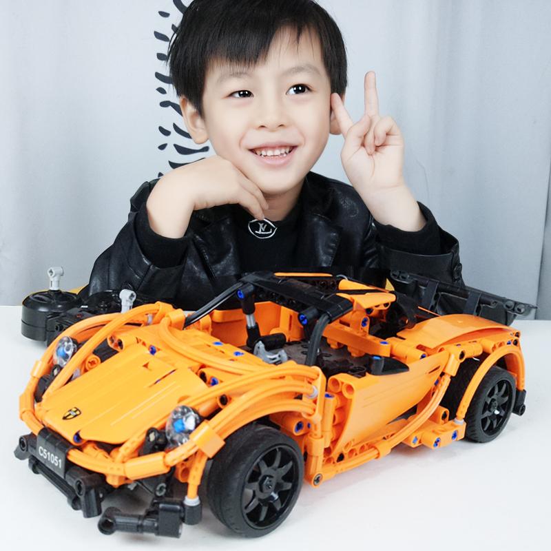 12月02日最新优惠双鹰6机械组拼插7 8乐高拼装玩具