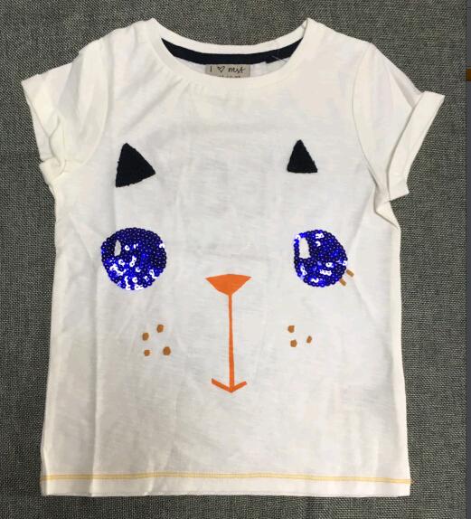 包邮特价现货英国NEXT短袖T恤 母女装  亲子装