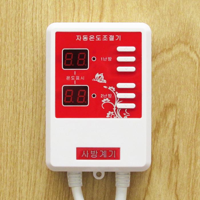 双调双控温控器