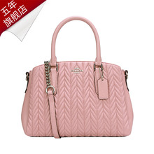 COACH/Comchi New Ladies Handbag, Single Shoulder Bag, Skew Bag, Xiaoxiangfengdai Bag 73063