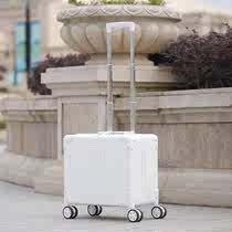 寸旅行箱万向轮密码箱小型登机箱潮18复古小行李箱男女韩版拉杆箱