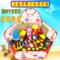 儿童玩具沙池决明子玩具沙池套装儿童玩沙玩具 家用 儿童沙滩玩具