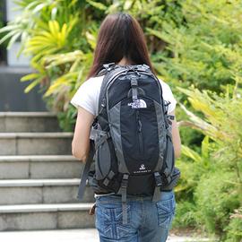 正品户外背包登山包双肩男女旅行旅游背包多功能防水40L50L大容量图片