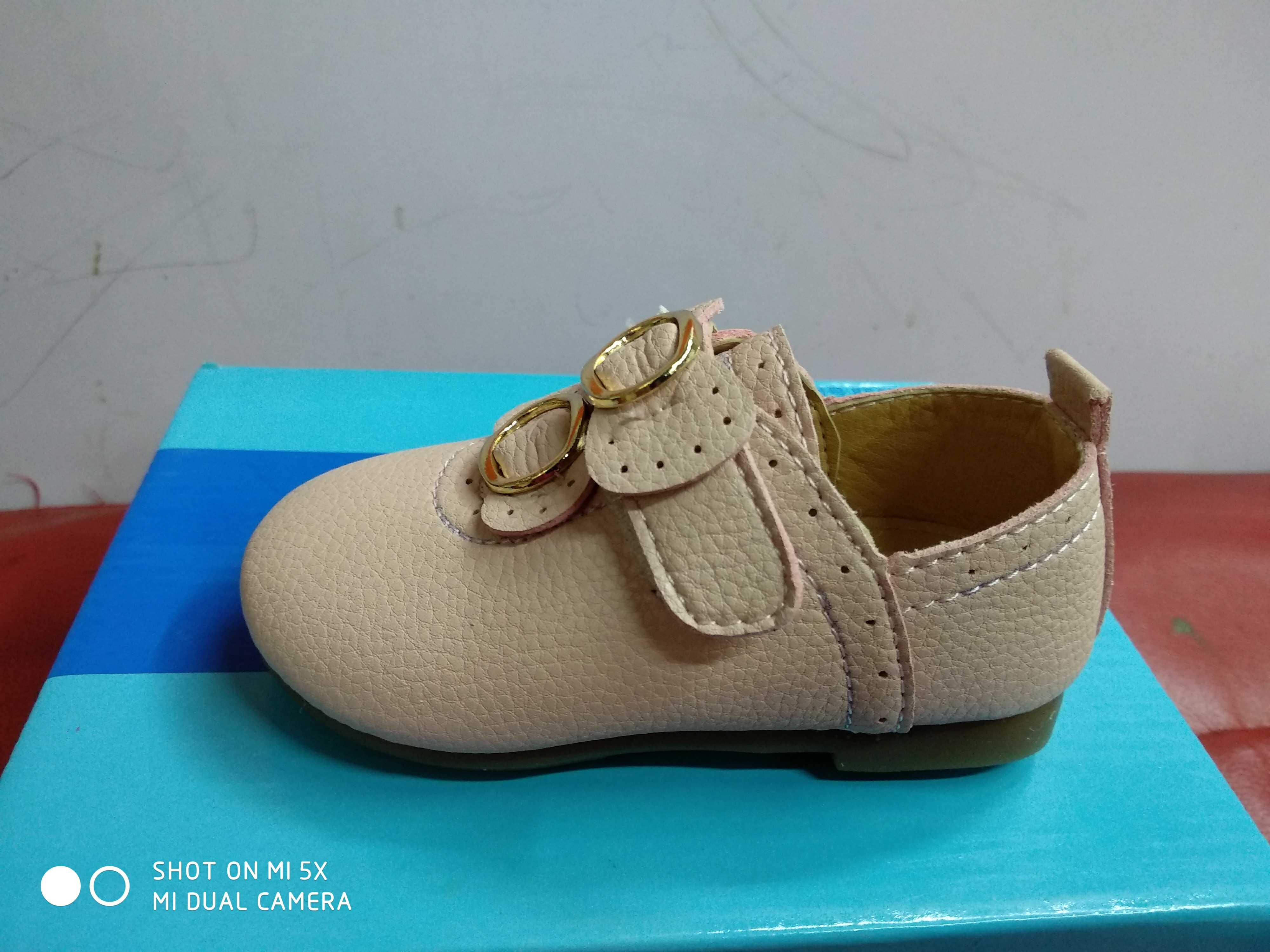 成长1+1真皮女鞋宝宝鞋13-25码女童方口鞋一脚蹬皮鞋