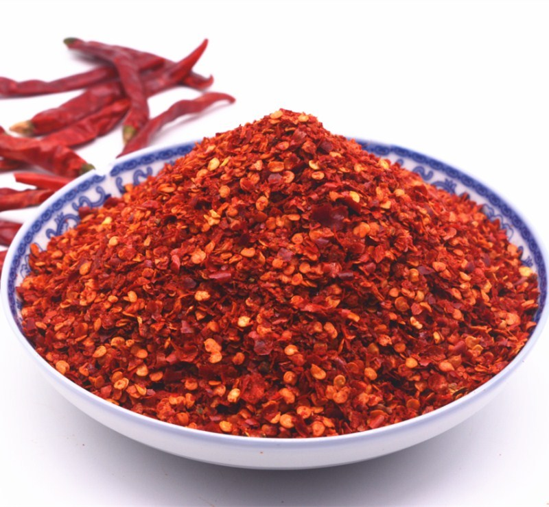 Indian devil chili powder is very hot and super hot. One catty of non whole dried chili millet pepper 500g