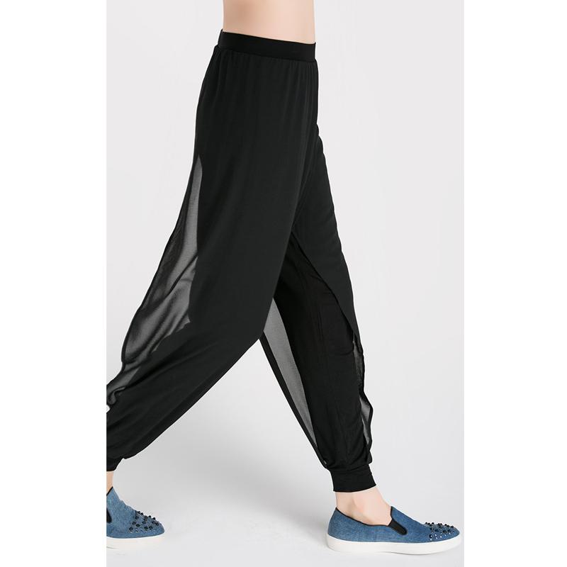 2017 отпуск современный танец одежда латинский сэр современный танец практика гонг брюки нефрит Цзя брюки улица танец производительность женская одежда