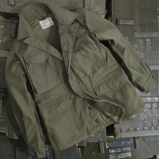 户外M43战地风衣军迷美军勤务修身战术服m43二战风衣春秋防刮外套