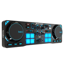 Hercules hi Coldplay control Compact DJ Controller Live disc machine delivery software