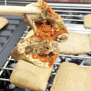 毕节大方手撕豆腐贵州特产小吃油炸贵阳臭豆腐烧烤豆腐豆干