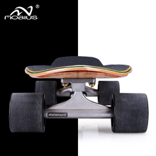 Mobis street painting big fish board professional Maple Road skateboard for young beginners