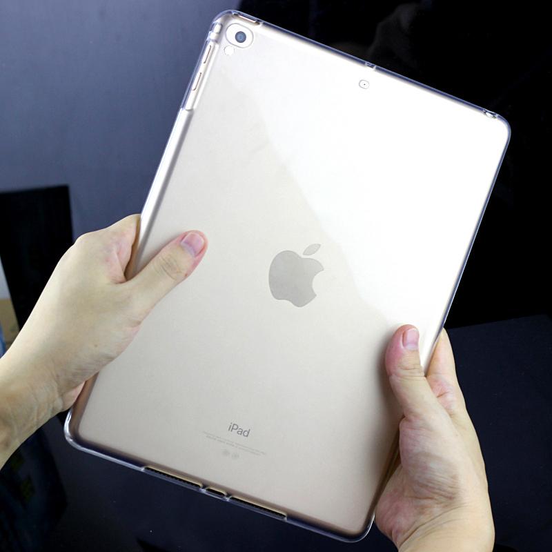 2018新款iPad保护套2017苹果a1822平板air2硅胶套软壳ipad5(非品牌)