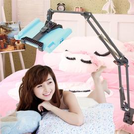 杰上平板电脑支架ipad支架平板支架 床头 床上 桌面手机懒人支架