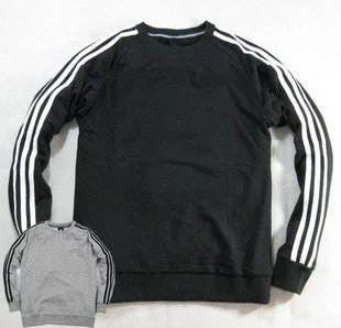 Mixed theory 2021 round neck sport Pullover classic Terry sweater mens round neck Pullover