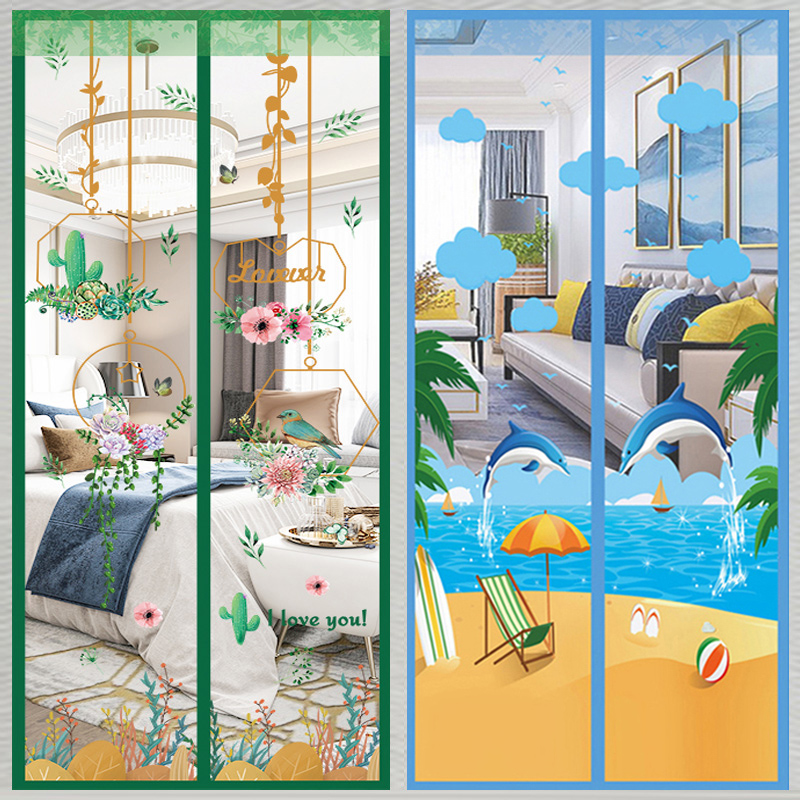 Дверные занавески / Магнитные шторы Артикул 568983996018