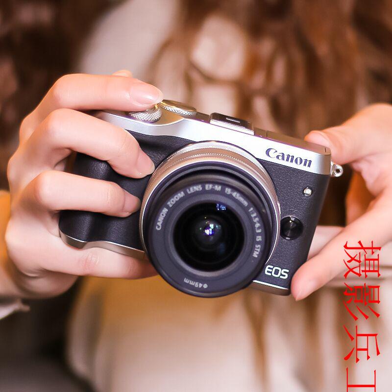 Canon/佳能微单EOS M6 15-45mm微单套机数码相机
