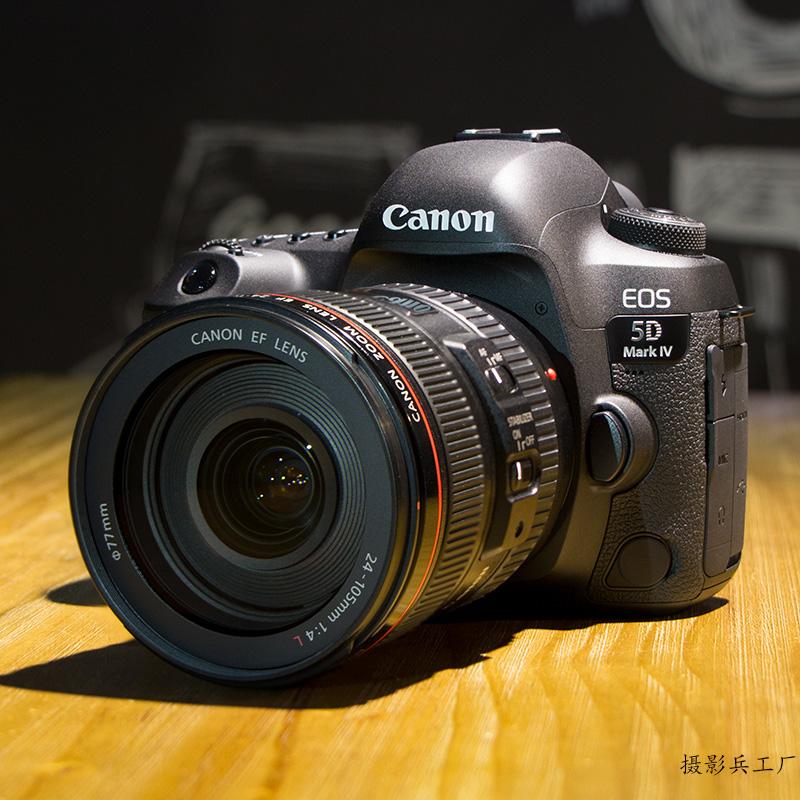Canon/佳能 EOS 5D Mark IV数码单反相机 4K摄影全画幅专业单反