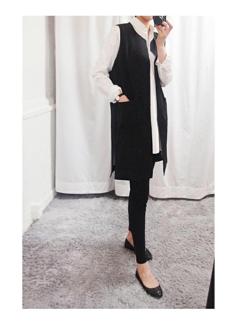 Korean package mail spring and summer thin womens new sleeveless thin waistcoat waistcoat fashion z56