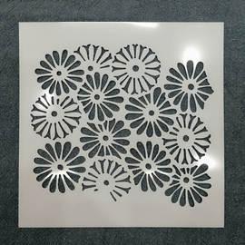 草木物染 传统蓝印花布型染版印花专用版灰缬印染染简易体验板