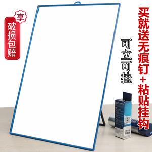 浴室壁挂化妆镜大号台式折叠梳妆镜家用学生宿舍桌面便携挂墙镜子