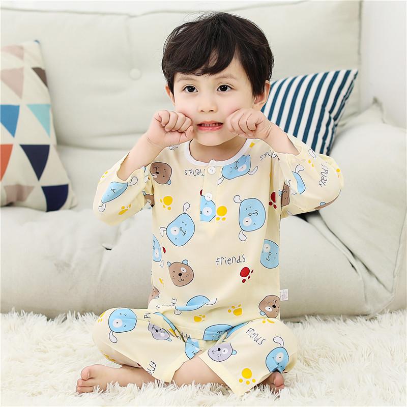 婴儿保暖衣男女宝宝冬装衣服1岁新款初生睡衣两件套2加厚秋冬套装图片