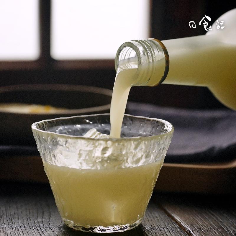 日食记米久牌甜米酒*2瓶苏州特产糯米酒老米酒甜酒桂花酿女士低度