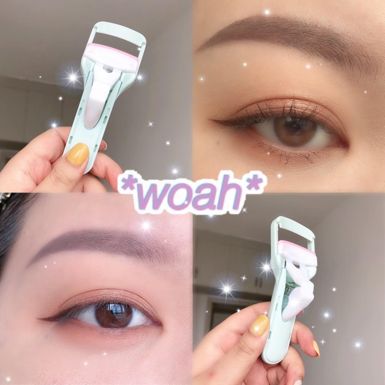 Marian eyelash clip second generation Ouyang Nana the same eyelash clip