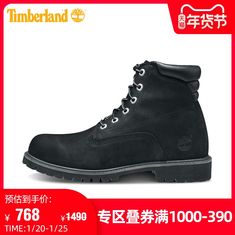 timberland户外休闲6英寸鞋靴男鞋